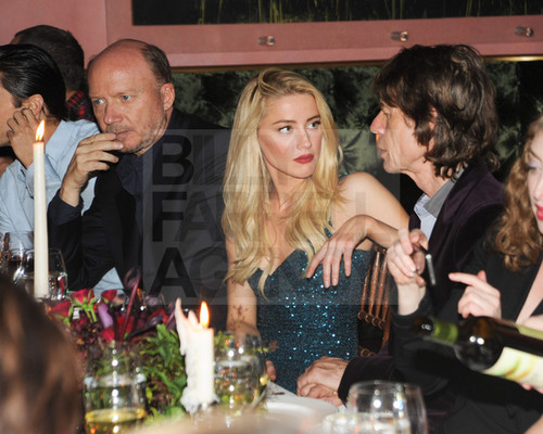 L'wren Scott & The Gramercy Park Hotel private abendessen - (February 16)