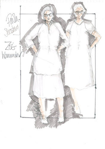 """My Week With Marilyn"" - Costume Designs door Jill Taylor"