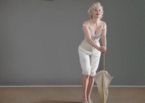 """""""My Week With Marilyn"""" - Stills"""