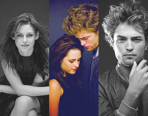 |she belongs to airytales that i could never be| - robert-pattinson-and-kristen-stewart Fan Art