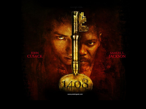 film horror wallpaper titled 1408