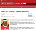 2013 #4 RECRUIT ELI WOODARD PER BUCKNUT.COM - ohio-state-football screencap