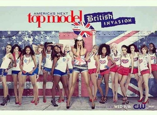 ANTM British Invasion