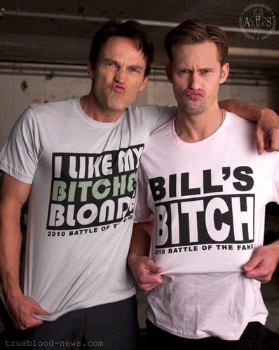 Alex and Stephen /Bill and Eric