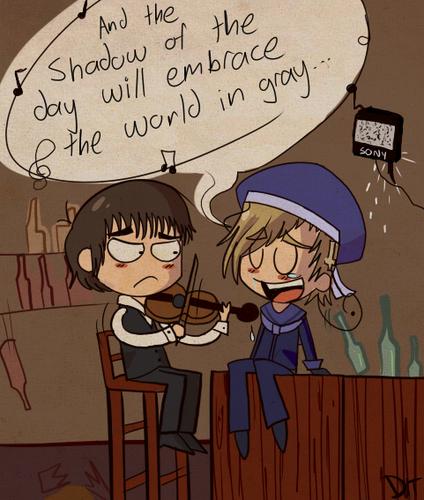 Alex cartoon