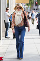 Ali Larter on Rodeo Drive in Beverly Hills (February 17) - ali-larter photo