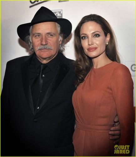 Angelina Jolie: Croatia for 'Blood & Honey' Premiere!