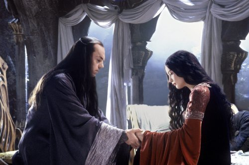 Arwen and Alrond