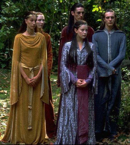 Arwen and Elves