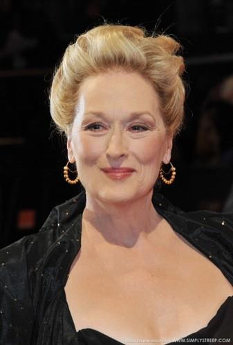 BAFTA Awards - Red Carpet [February 12, 2012]