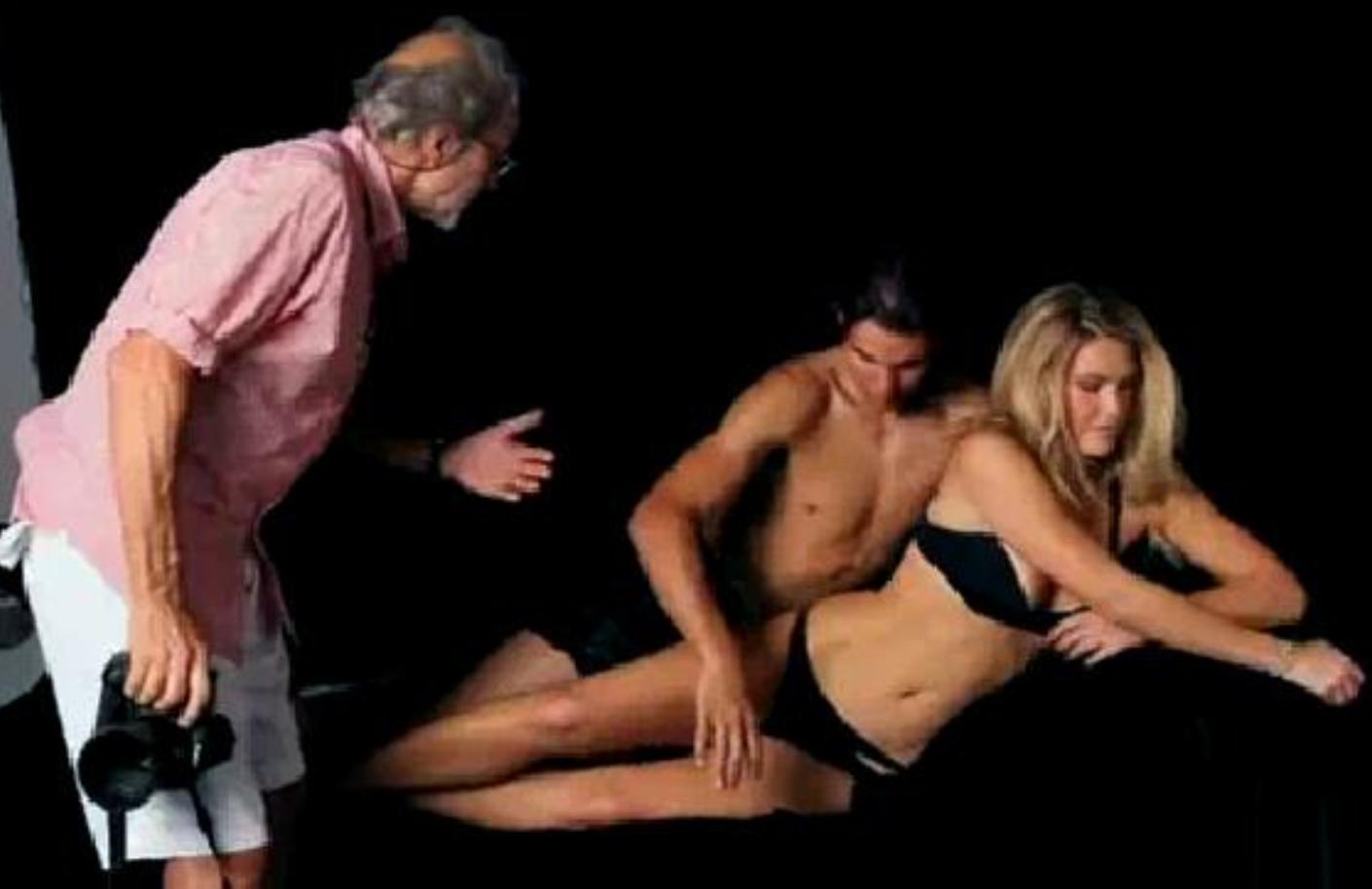 Bar and Rafa sexual position