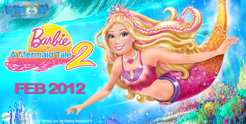 Barbie MT2 banners