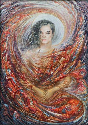Bodhisattva Michael (unknown autor)
