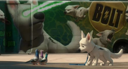 Bolt - disneys-bolt Screencap