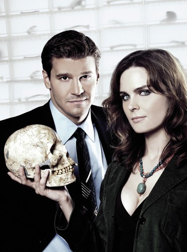 Temperance Brennan karatasi la kupamba ukuta possibly containing a business suit entitled Booth and Bones