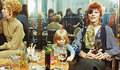 Bowie clan 1974 - david-bowie photo