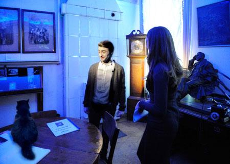 Bulgakov Museum - Moscow - February 16, 2012