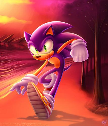 Rush Wallpaper: Sonic The Hedgehog Images Burgundy Rush HD Wallpaper And