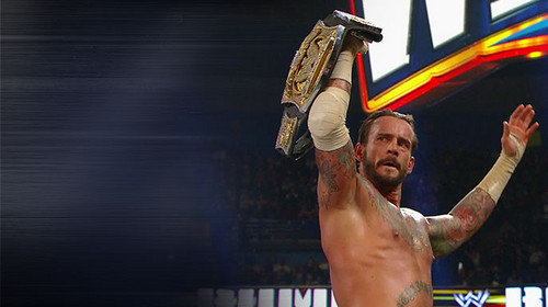 CM Punk Royal Rumble