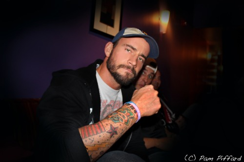 CM Punk wallpaper probably with a concert called CM Punk