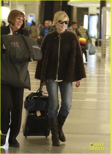 Cate Blanchett: Former Goth!