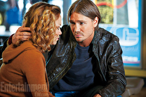 Chad Michael Murray  and Bethany joy galeotti