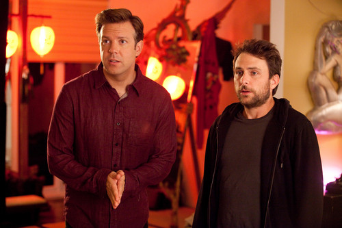 Charlie jour Horrible Bosses