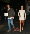 Claire Holt leaving the Lexington Social House in Hollywood, California - February 11, 2012. - claire-holt photo