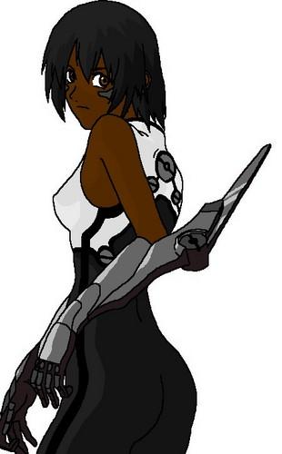 Coco A.K.A Cyborg