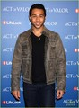 Corbin Bleu: Children's Hospital Valentine's Party! - corbin-bleu photo