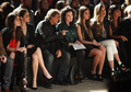 DIESEL BLACK GOLD FALL 2012 FASHION SHOW - FEBRUARY 14, 2012 - emmy-rossum photo