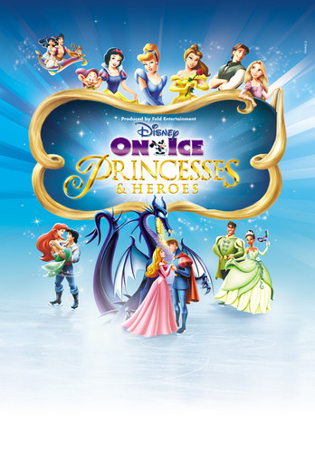 ডিজনি On Ice - Princesses & নায়ক