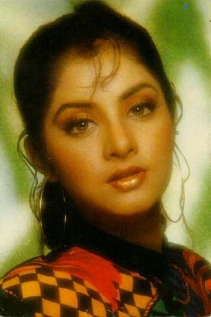 Divya Bharti (25 February 1974 – 5 April 1993
