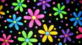 Dizzy Daisies - bright-colors photo