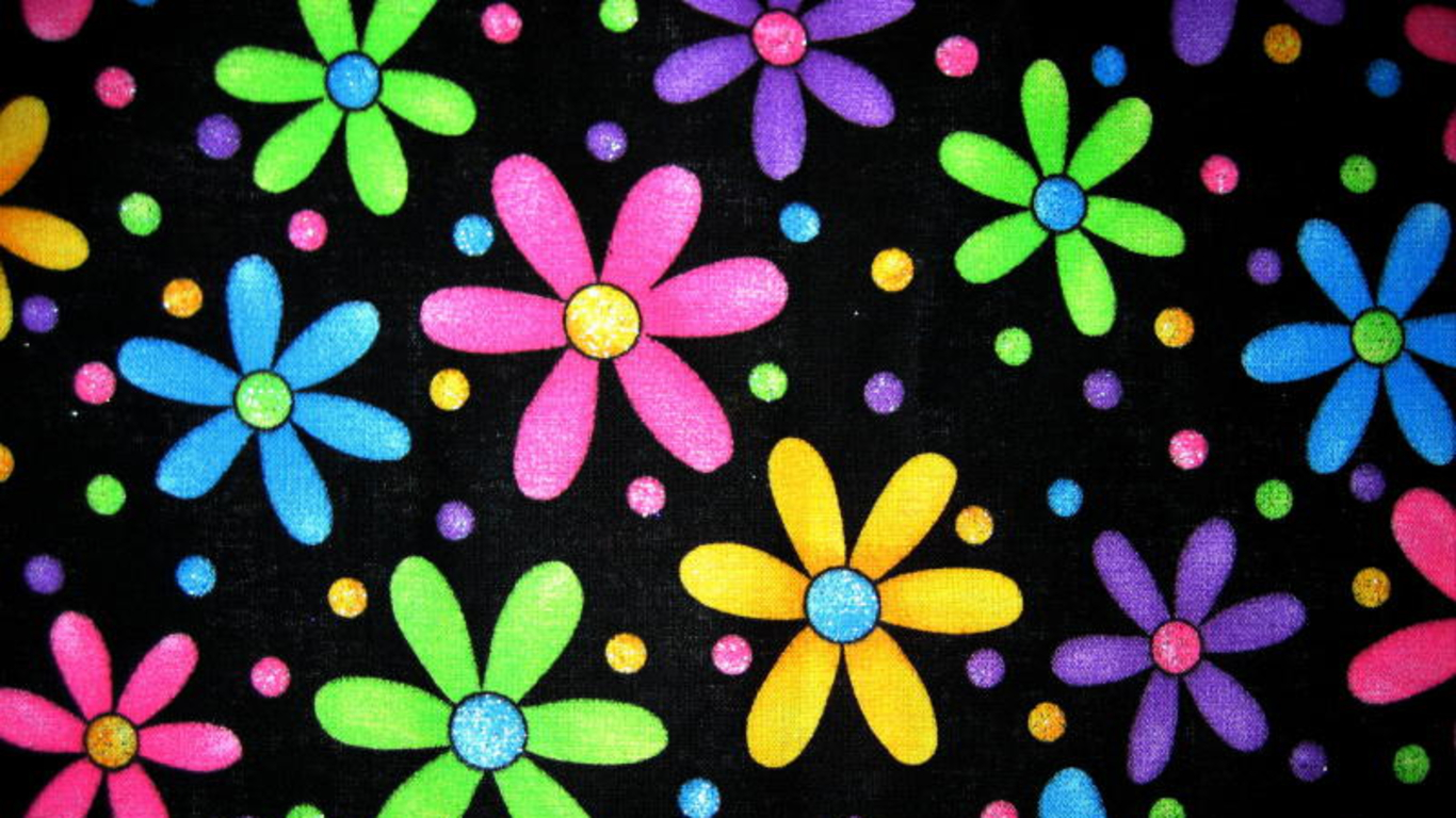 Bright colors images dizzy daisies hd wallpaper and for Bright wallpaper