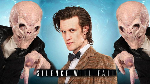 The Eleventh Doctor wallpaper possibly containing a business suit called Doctor Who Promo
