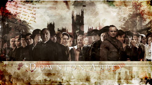 Downton Abbey wolpeyper titled Downton Abbey season 2