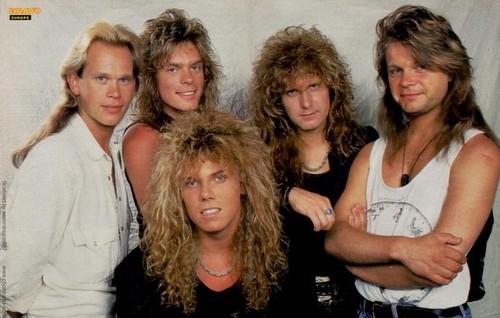 Resultado de imagem para europe band