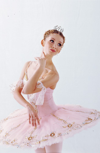 Evgenia Obraztsova as Aurora