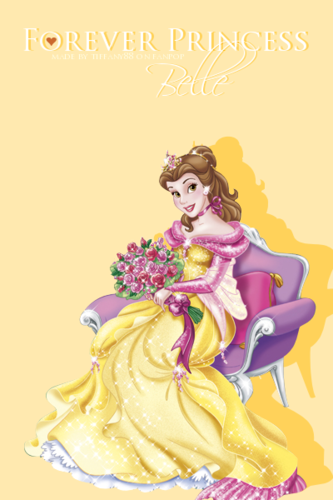 Forever Princess: Belle ~ ♥ - disney-princess Photo