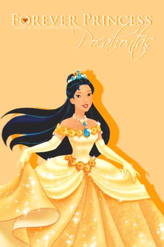 Forever Princess: Pocahontas ~ ♥