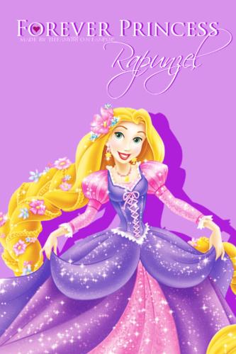 Forever Princess: Rapunzel ~ ♥