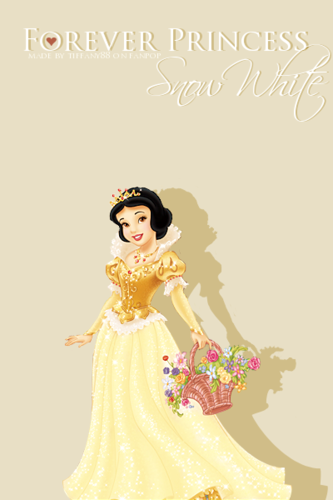 Forever Princess: Snow White ~ ♥