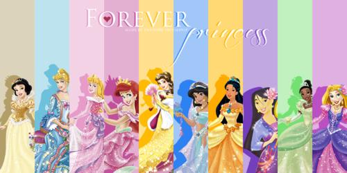 Forever Princesses ~ ♥