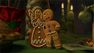 GINGY!