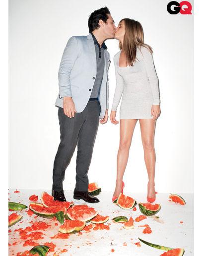 Jennifer Aniston Paul Rudd Gq 3 Pictures to pin on Pinterest