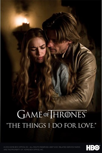 Game Of Thrones: The Things I Do For Love