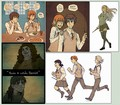 Genderbend Harrypotter - harry-potter-vs-twilight fan art