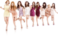Girls' Generation LG 3D TV
