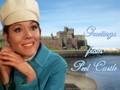 Greetings from Peel Castle - diana-rigg wallpaper